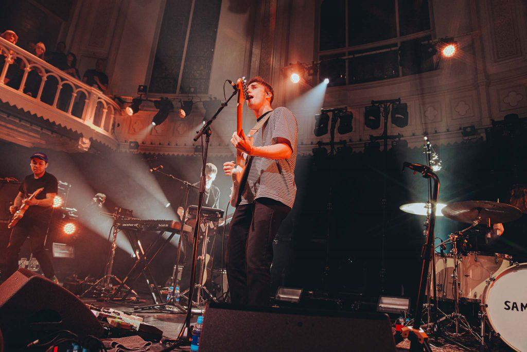 Sam Fender @ Paradiso Amsterdam